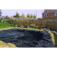 EPDM membrane - a roll of 186.05 sq.m. (6,10h30m)