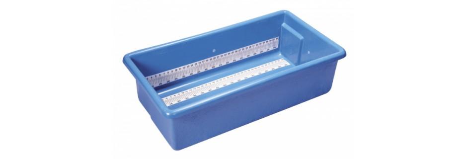 Ванна для измерения рыбы 80 см (полиэтилен)