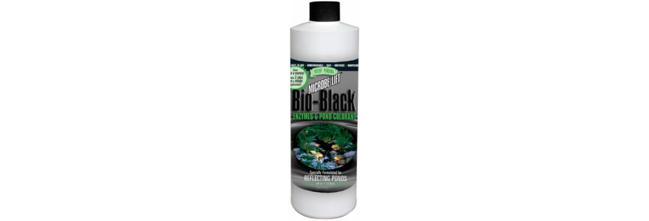 Microbe-lift Bio Black Enzyme & Pond Colorant